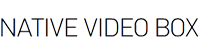Native Video Box ICO Logo