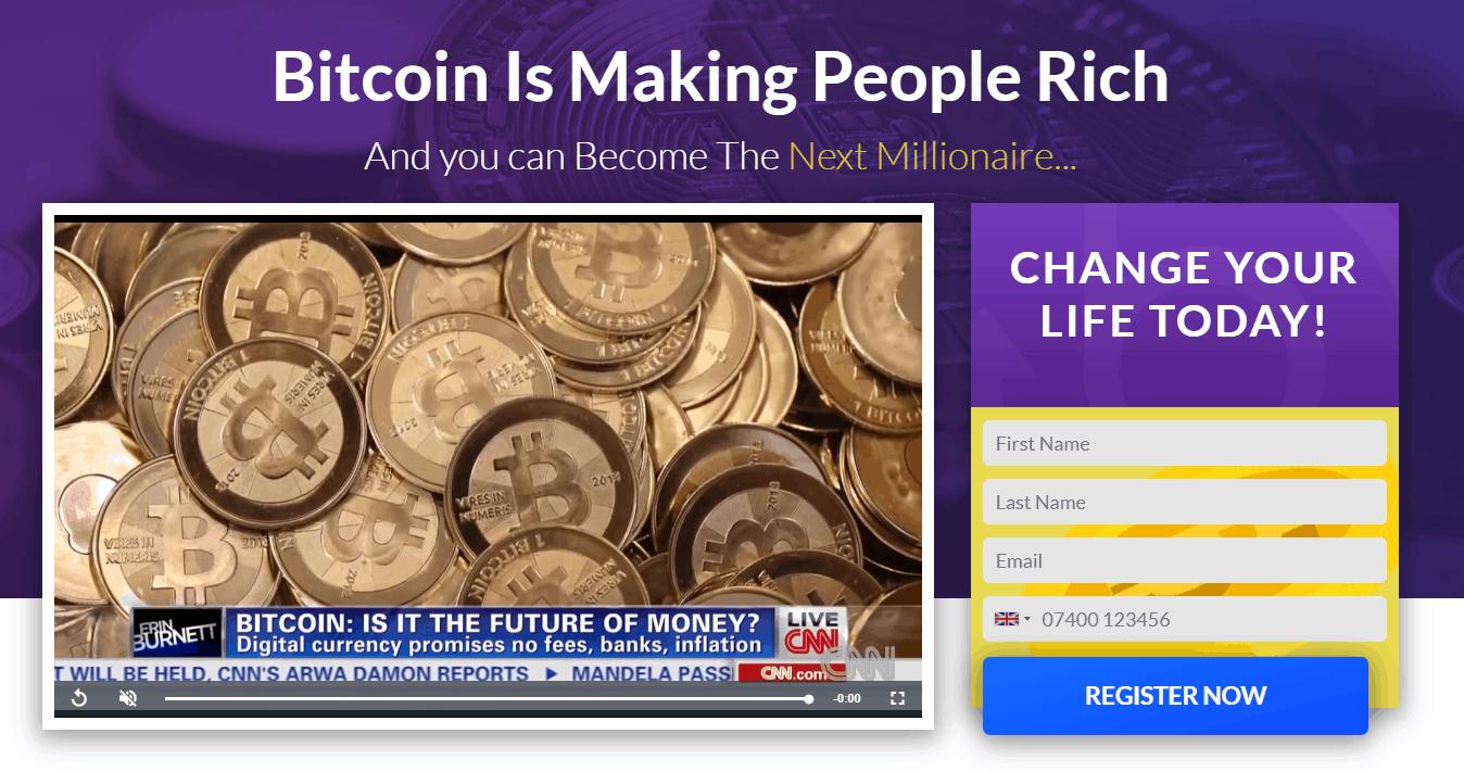 Bitcoin Revolution - Registrera dig idag
